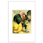 Year Of The Rooster2 Large Poster