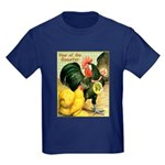 Year Of The Rooster2 Kids Dark T-Shirt