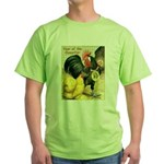 Year Of The Rooster2 Green T-Shirt