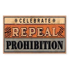 Sticker Repeal of Prohibition