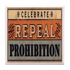 Coaster Celebrate the Repeal of Prohibition