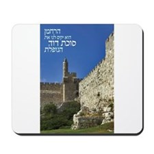 Sukkah of David Mousepad