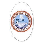 USS Theodore Roosevelt CVN 71 US Navy Ship Sticker