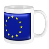 Flag of Europe Small Mug