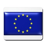 Flag of Europe Mousepad
