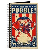 Obey the PUGGLE! World Domination Journal