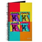 Boxer dog Journal