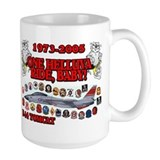 US NAVY F-14 TOMCAT COMMEMORATIVE  Mug