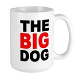 BIG DOG Coffee Mug
