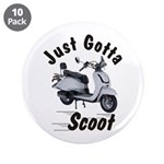 "Just Gotta Scoot Joker 3.5"" Button (10 pack)"