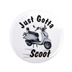 "Just Gotta Scoot Joker 3.5"" Button"