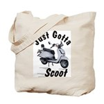 Just Gotta Scoot Joker Tote Bag
