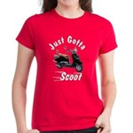 Just Gotta Scoot Joker Women's Dark T-Shirt