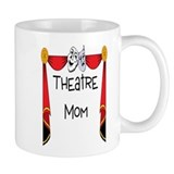 Theatre Mom Coffee Small Mug