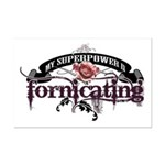 My Superpower is... Mini Poster Print