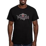 My Superpower is... Men's Fitted T-Shirt (dark)
