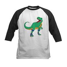 Dino with Leg Braces Tee
