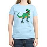 Dino with Leg Braces T-Shirt