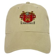 Brennan Coat of Arms Baseball Cap