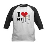 I love my walker! Tee