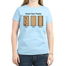 Know Your Tracks T-Shirt