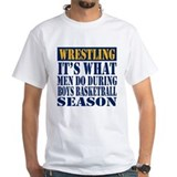 Boys Basketball Season Shirt