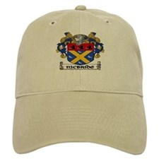McBride Coat of Arms Baseball Cap