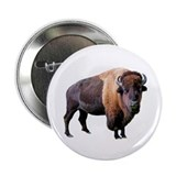"buffalo 2.25"" Button (100 pack)"