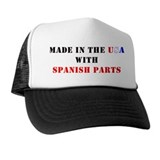 Spanish Parts Trucker Hat