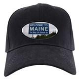 Maine: The Way Life Should Be Baseball Hat