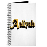 Aaliyah Name Journal
