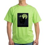 Rooster Ghost Green T-Shirt