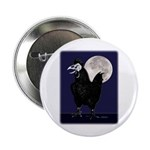 "Rooster Ghost 2.25"" Button (100 pack)"
