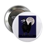 "Rooster Ghost 2.25"" Button"