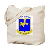 3rd BN 502nd INF Tote Bag