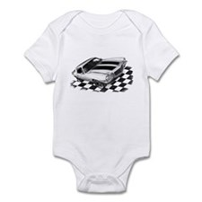 Camaro Infant Bodysuit from K.A.R TEASE