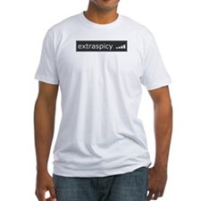 Extraspicy Fitted T-Shirt