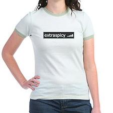 Extraspicy Jr. Ringer T-Shirt