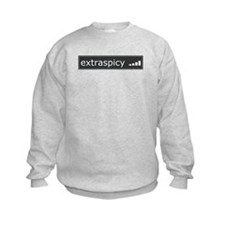 Extraspicy Kids Sweatshirt