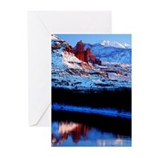 Fisher Towers Greeting Cards (Pk of 20)