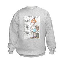 fright attendant Sweatshirt
