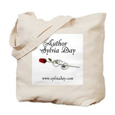 Author Sylvia Day Tote Bag