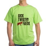 SICK TWISTED BECK FREAK T-Shirt