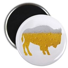 Buffalo Beer Magnet