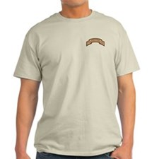 25th INF LRS Scroll Desert T-Shirt