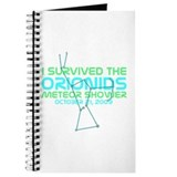 Orionids Meteor Shower Journal