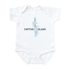 Captiva Island FL Infant Bodysuit
