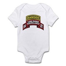 104th LRS Scroll with Ranger Infant Bodysuit