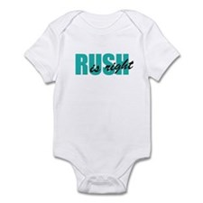 Rush Is Right Infant Bodysuit