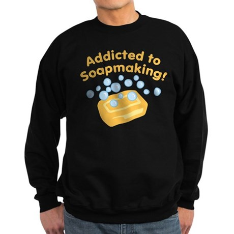 Addicted to Soap Craft Sweatshirt (dark)